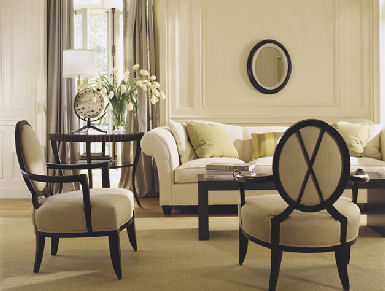 Oval Back Dining Room Chairs